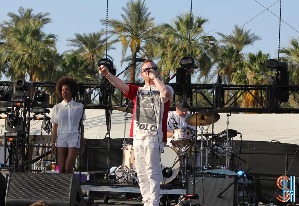 Despot, Blood Orange Coachella 2014 - weekend 2