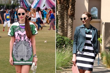 What I Wore Coachella 2014 Outfit