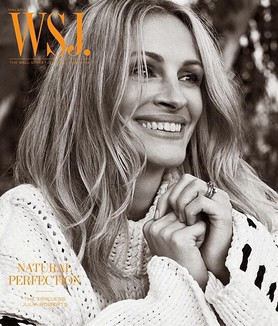 Julia Roberts for WSJ Magazine