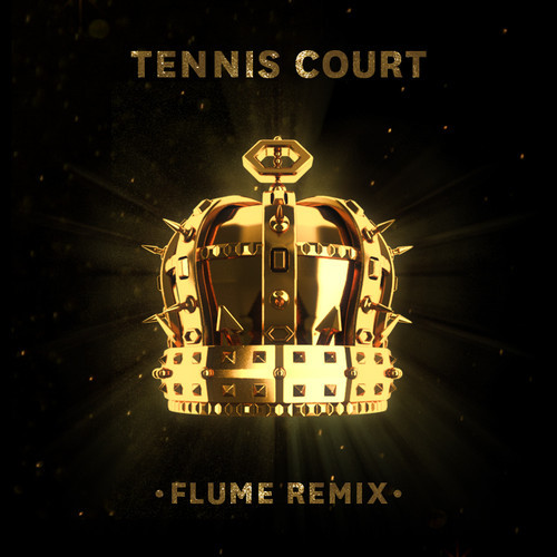 Lorde Tennis Court Flume Remix