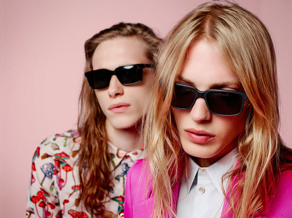 Paul Smith Spring Summer 2014 Spectacles Campaign-1