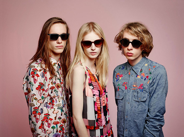 Paul Smith Spring Summer 2014 Spectacles Campaign-2