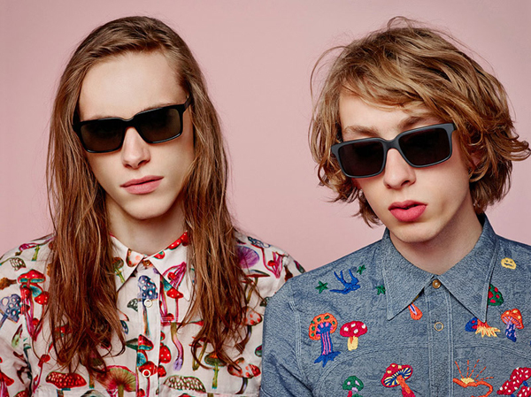 Paul Smith Spring Summer 2014 Spectacles Campaign-4