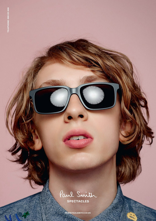 Paul Smith Spring Summer 2014 Spectacles Campaign-8