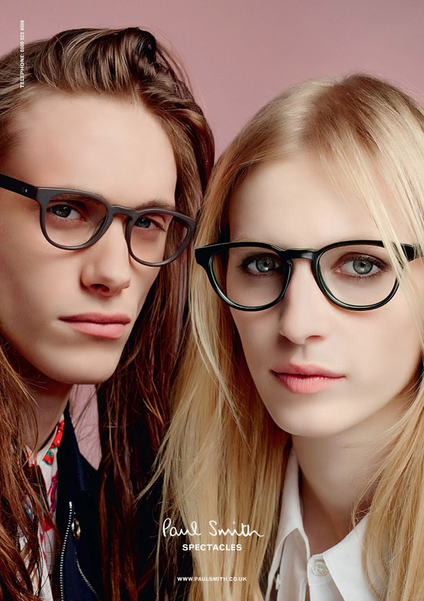 Paul Smith Spring Summer 2014 Spectacles Campaign-9