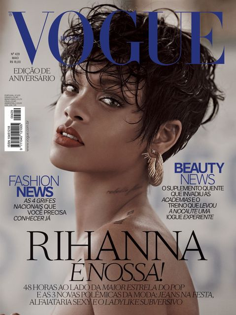 Rihanna for Vogue Brazil May 2014-3