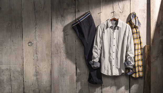 Timberland Men's Chino and Shirts