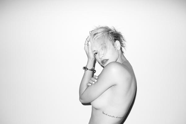Rita Ora Photographed by Terry Richardson-16