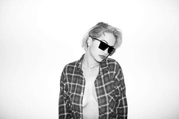 Rita Ora Photographed by Terry Richardson-8