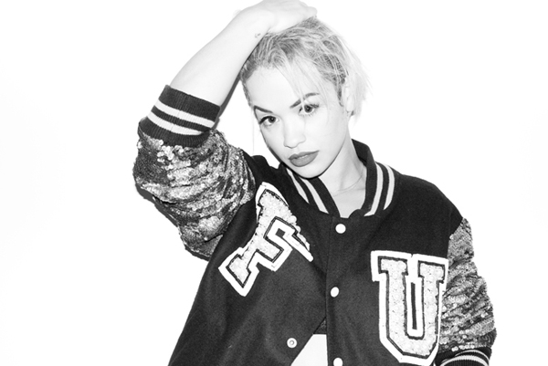 Rita Ora Photographed by Terry Richardson