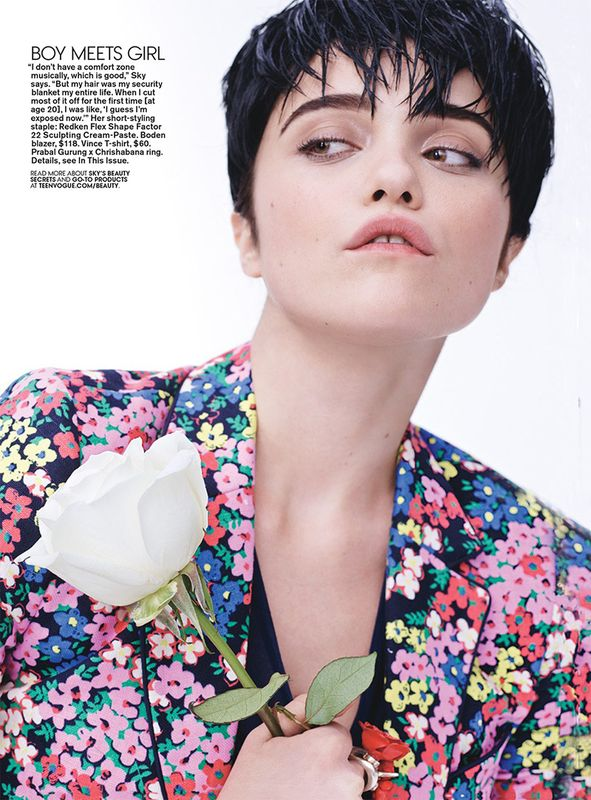 Sky Ferreira for Teen Vogue May 2014-5