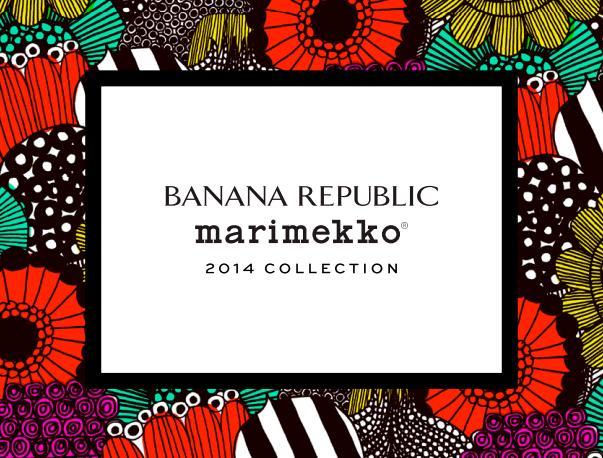 Banana Republic Marimekko Collection