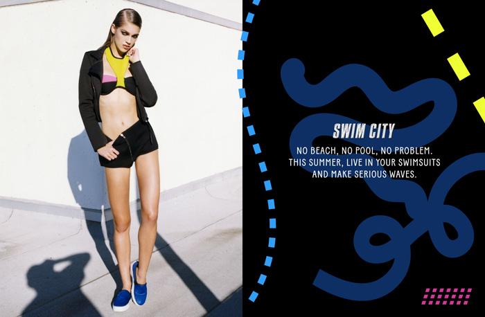Nasty Gal Swim City Lookbook-3