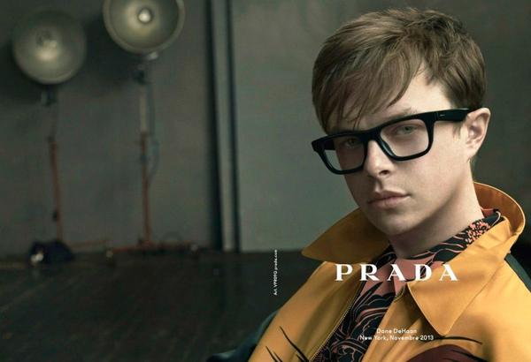 Prada Spring Summer 2014 Eyewear Campaign
