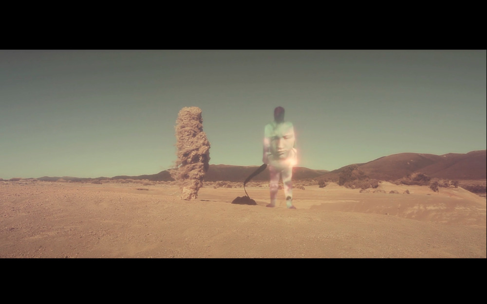 Flying Lotus Phantasm ft Laura Darlington Music Video