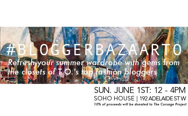 Blogger Bazaar TO 2014