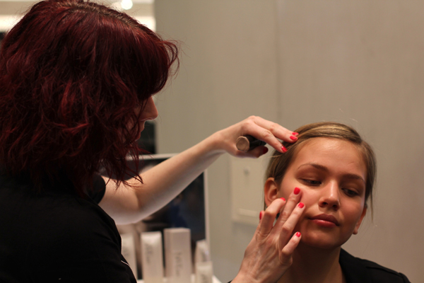 NARS Summer Press Workshop With Jane Richardson