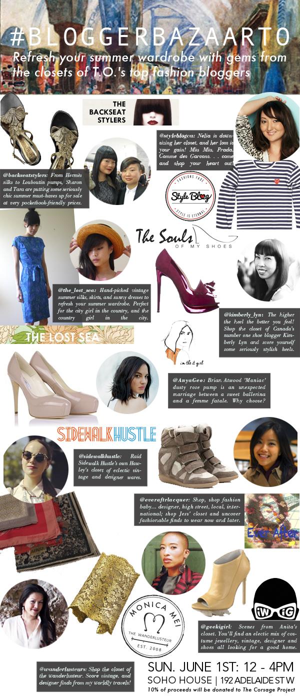The Blogger Bazaar 2014