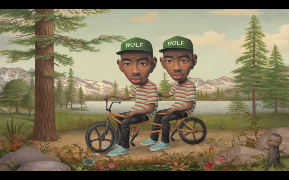 Tyler, the Creator Daisy Bell Bicycle Built for Two Video