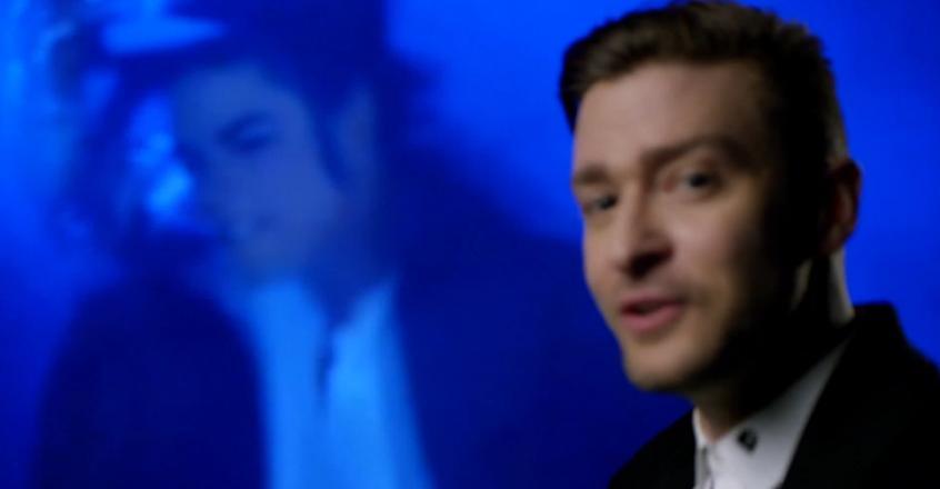 Michael Jackson, Justin Timberlake