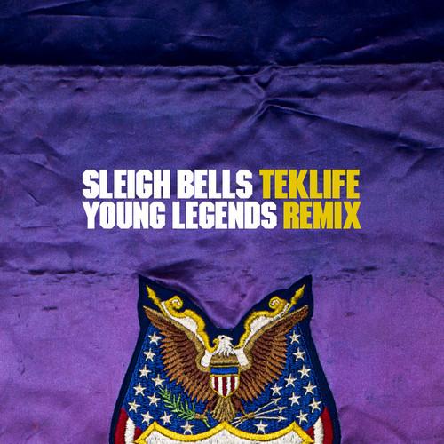 Sleigh Bells Young Legends Teklife Remix