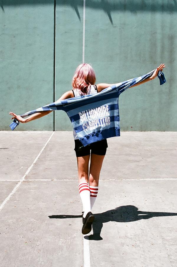 Billionaire Boys Club SpringSummer 2014 GIRL Editorial_6