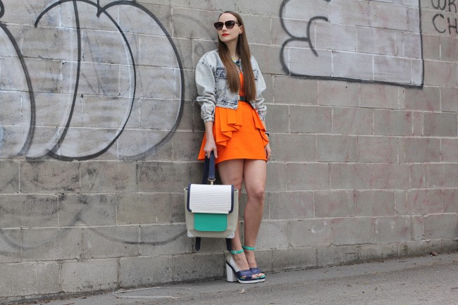 What I Wore Summer Brights-6