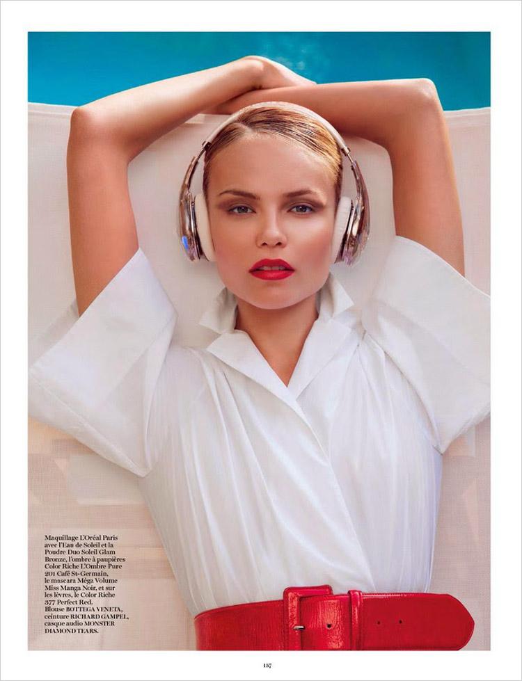 Natasha Poly & Anna Ewers for Vogue Paris-14