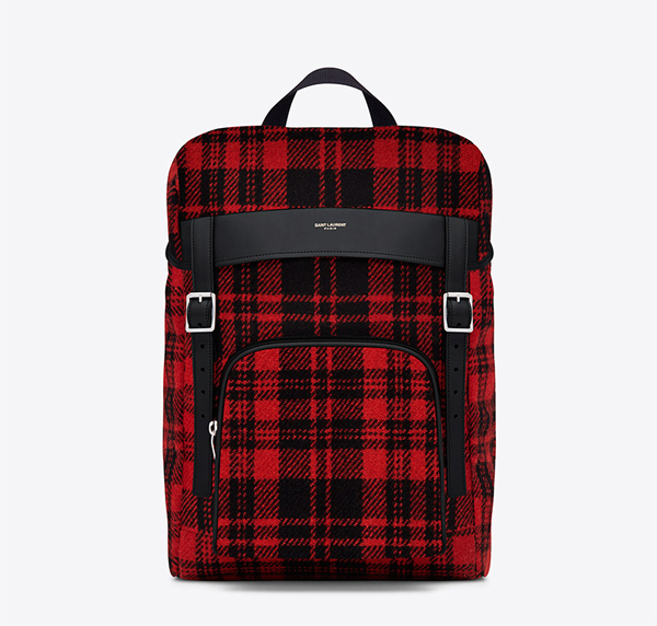 Saint Laurent Fall Winter 2014 Backpack Collection