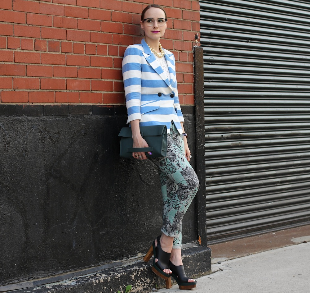 What I Wore Business Casual June 2014 Full Body