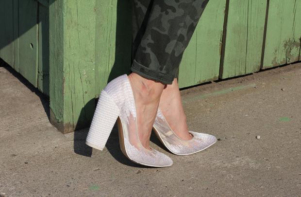 Camo Cool Shoes