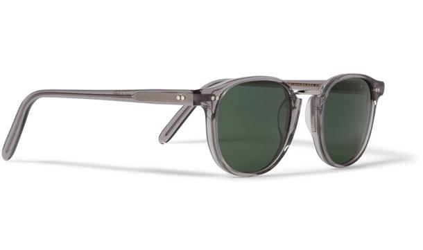 f127eee5c7 Cutler   Gross D-frame Acetate Sunglasses