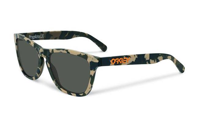 Oakley x Eric Koston Frogskins LX