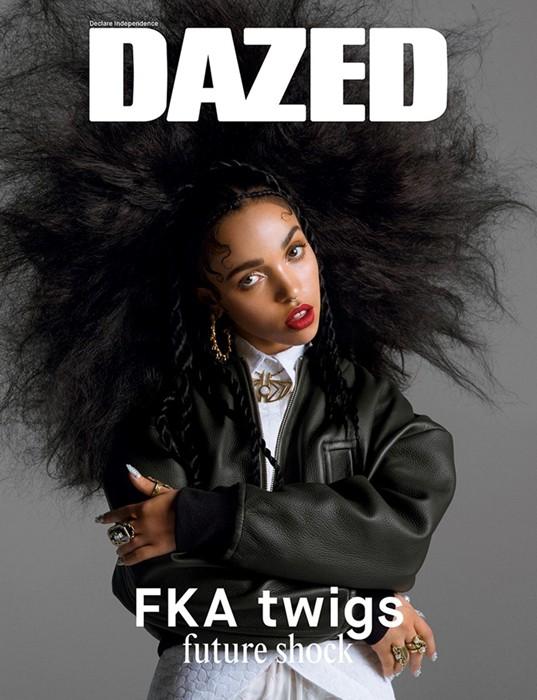 FKA Twigs for DAZED