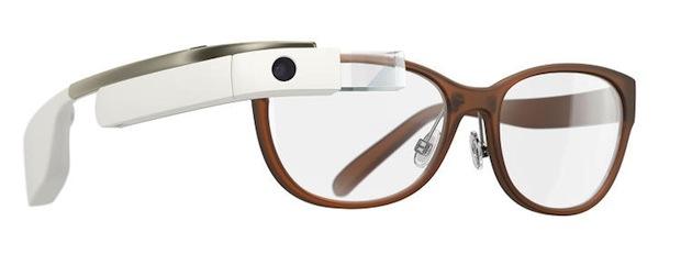 Google Glass x Diane von Furstenberg