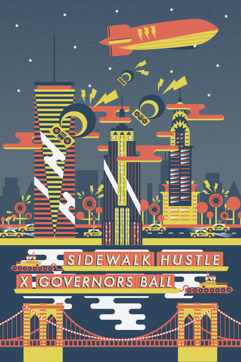Preview Governors Ball Music Festival 2014