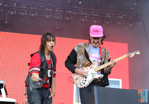 Julian Casablancas and The Voidz at Governors Ball 2014-2