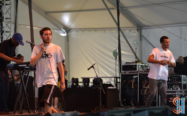 Ratking at Governors Ball 2014