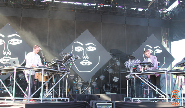 Disclosure Governors Ball 2014