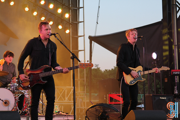 Spoon at Governors Ball 2014