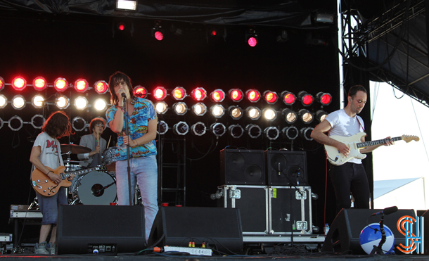 The Strokes at Governors Ball 2014 Full Band