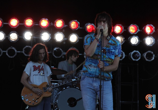 The Strokes at Governors Ball 2014