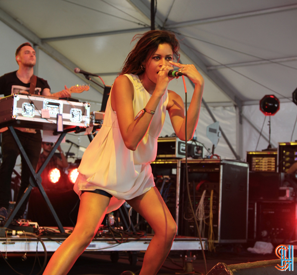 AlunaGeorge Governors Ball 2014-3