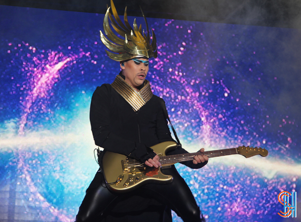 Empire Of The Sun Governors Ball 2014