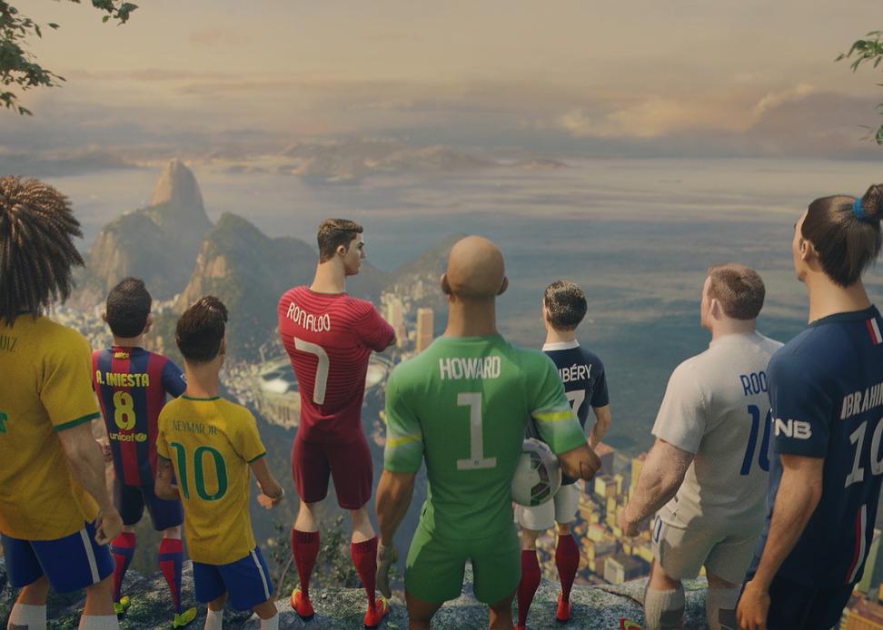 Nike Football The Last Game Animated Film