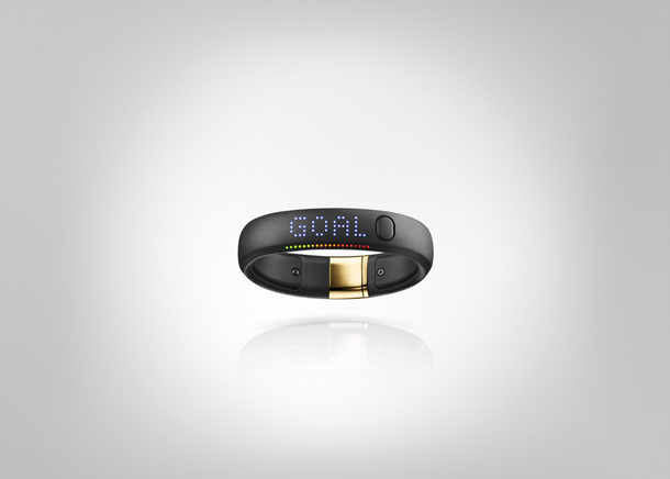 Nike+ FuelBand SE Gold Edition