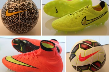 Nike 2014 World Cup Collection
