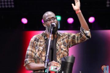 TV On The Radio Luminato 2014 Tunde Adebimpe