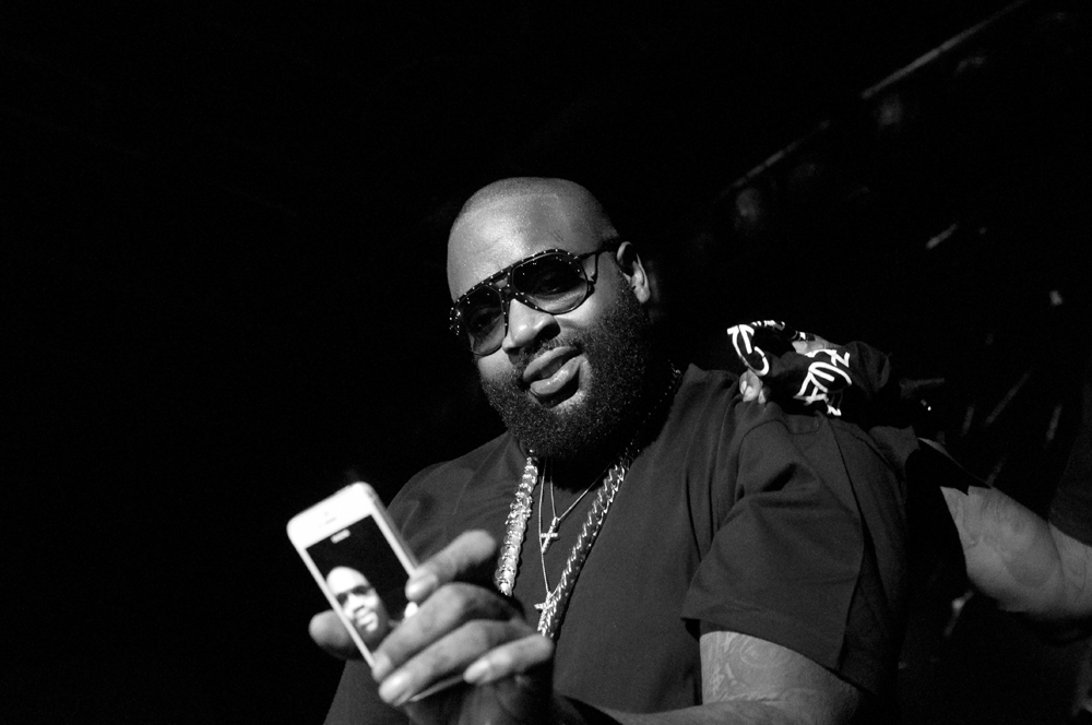 Rick Ross at The Kool Haus in Toronto-Meta