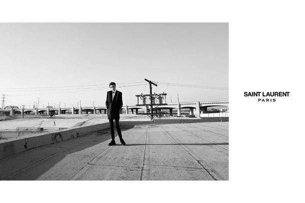 Saint Laurent Fall Winter 2014 Jake and Jack Campaign-2